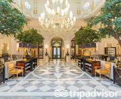 Lobby at The St. Regis Rome