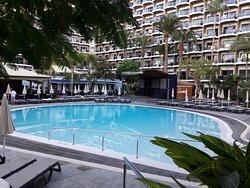 petite piscine chauffée