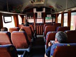 Los pasajeros.