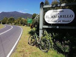Paseo en bike