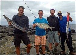 La Graciosa fishing guides