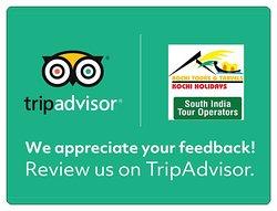 Kochi Holidays ( Kochi Tours and Travels )