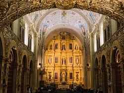 Templo de Santo Domingo de Guzman