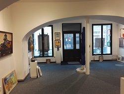 Interiér Galerie MAXIART