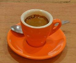 Rico expresso con café orgánico propio de Rodríguez de Mendoza