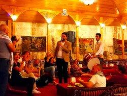 "Urfa - Local entertainment night ""Sıra Gecesi"""