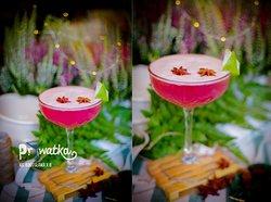 Pulp fiction - wódka waniliowa, sok żurawinowy?