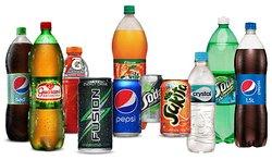 Variedade em refrigerantes.