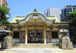 Tsunashikiten Shrine