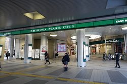 Shibuya Mark City