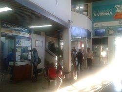 Terminal de Òmnibus de Viedma: Boleterìas-  Rìo Negro 2019.