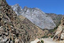 Kings Canyon Scenic Drive