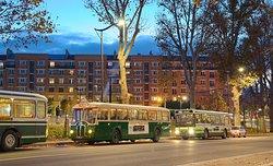 Musee des transports urbains de France