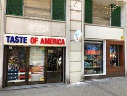 Taste of America Chamberi