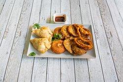 Surtido de Verduras ( Mixed Vegetabable platter)