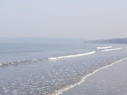 Caranzalem Beach