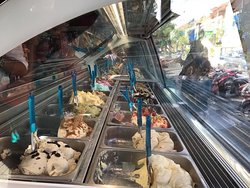 48 flavours of matural and homemade gelato from Massimo - check out our Facebook (http://bit.ly/MassimoFB) - and Instagram (http://bit.ly/MassimoIG) for updates!