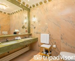 The Grand Luxe Room at The Westin Excelsior, Rome