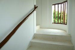Acceso único por escaleras