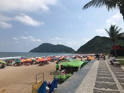 Praia deliciosa