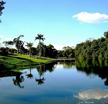 Amalia Hermano Teixeira Botanic Garden
