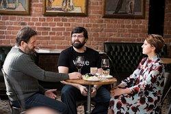 Интервью за бокалом вина в   G A S T R O N O M I C A