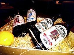 Крафтовое пиво местного производителя