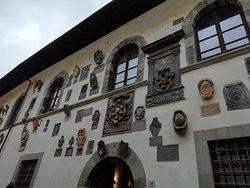 Palazzo del Capitano a Bagno di Romagna
