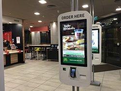 McDonalds St Peters Gate Nottingham