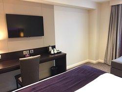 Bridlington Premier Inn Room