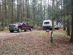 Great campground at Raymond B. Winter State Park in Pennsylvania near Selinsgrove.