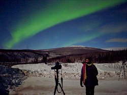 Great tour for aurora viewing
