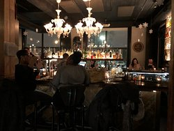 The Revelry - another shot of the bar