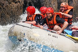 Wild Horizons White Water Rafting