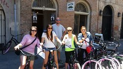 Bike tours available daily.