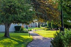 2 Acre Garden Courtyard