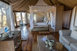 One of our beautiful accommodation in Namibia
