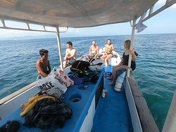 Manta Point Dive Site