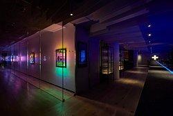 販売可能な作品を展示する「GALLERY」は貸し出しも可能なスペース