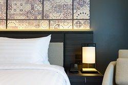 Bedroom details - Deluxe rooms