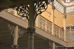 Peranakan Courtyard (details)