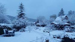 Winter im Seeschlösschen Mölln