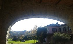 Vista esterna Agriturismo Val del Prato