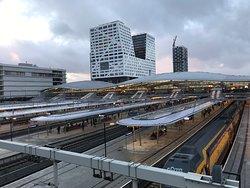 ユトレヒト中央駅