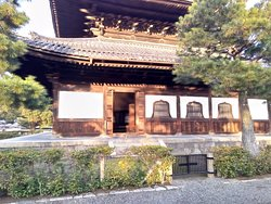 Kennin-ji Temple Hatto