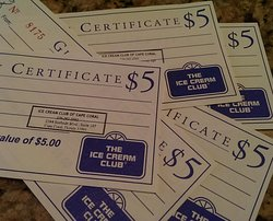 Gift Certificates are available. they make a great gift for all occasions