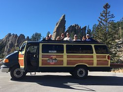 Black Hills Open-Top-Tours