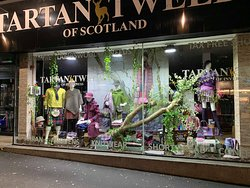 Tartan & Tweeds of Inverness