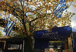 Acropolis Street Food