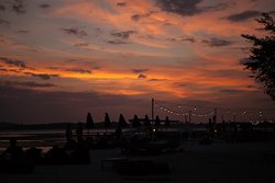 Photos shared with us by one of our guests.  Gili Air